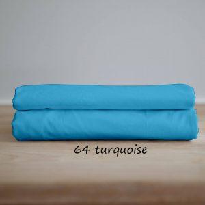 64 turquoise