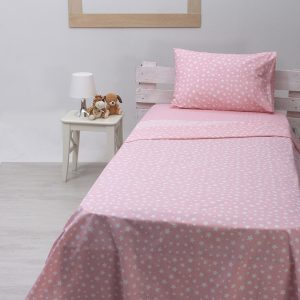 22 pink bed