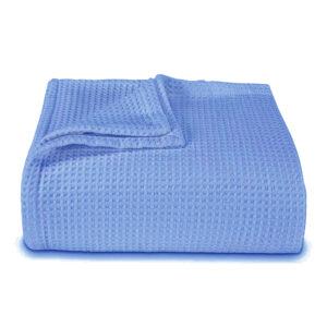 Κουβέρτα πικέ colors Blue