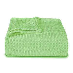 Κουβέρτα πικέ colors Green